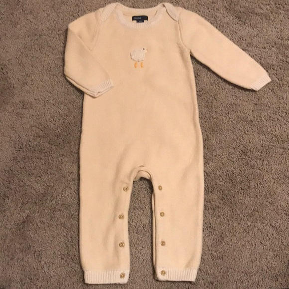 Gap One Pieces Baby Sweater Outfit Poshmark